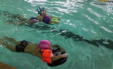 Priešmokyklinukų pasiekimai baseine