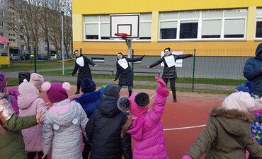Ikimokyklinukų žiemos Olimpinės žaidynės Šiaulių lopšelyje-darželyje