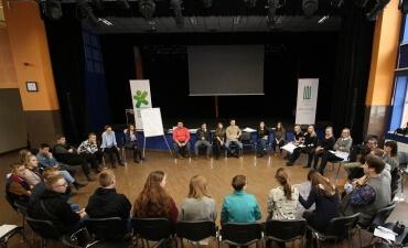 Jaunųjų sporto renginių organizatorių mokymai 2018