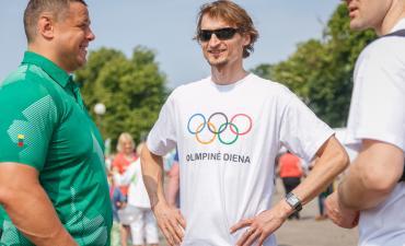 Olimpinė diena 2015