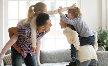 Rekomendacijos. Aktyvūs žaidimai namuose