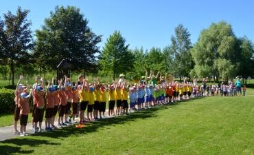 Mažoji olimpiada Radviliškyje