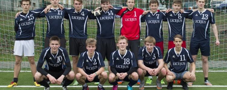 Vilniaus gimnazistų futbolo čempionatas, II etapas